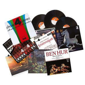Phase 4 Stereo: Stereo Concert Series (VINYL Box Set)|wdplace