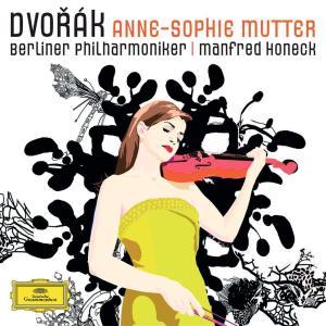 Anne-Sophie Mutter - Dvorak (CD)