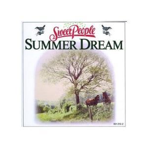Sweet People - Summer Dream (CD) wdplace