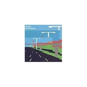 Traffic - On The Road (CD) wdplace