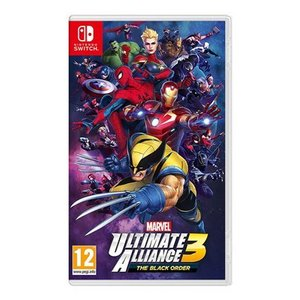 Marvel Ultimate Alliance 3 Black Order (Nintendo Switch) 輸入版|wdplace