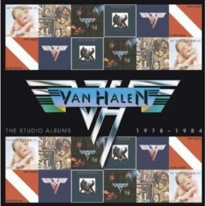 Van Halen - Studio Albums 1978-1984 (CD) wdplace