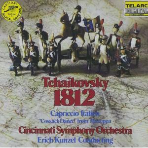 【タイトル】 1812 Overture / Capriccio Italien  【アーティスト】...