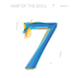 BTS - Map of the Soul: 7 (Version 4) wdplace