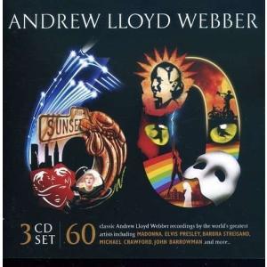 Andrew Lloyd Webber - 60 (3 CD) (CD)