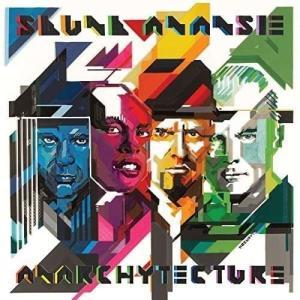 【タイトル】 Anarchytecture  【アーティスト】 Skunk Anansie