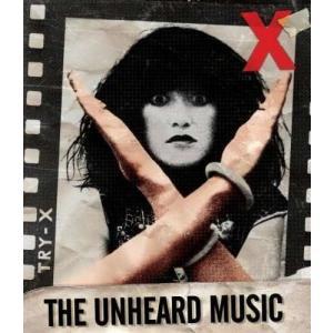 X - The Unheard Music (Blu-ray)