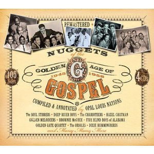 Nuggets From The Golden Age Of Gospel (CD)