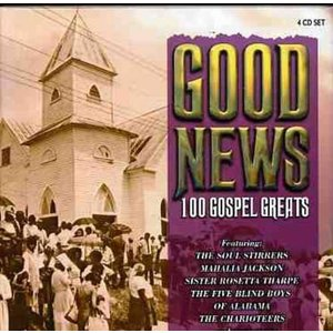 Good News: 100 Gospel Greats (CD) wdplace