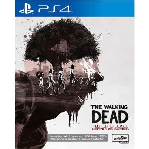 The Walking Dead: The Telltale Definitive Series (PS4) 輸入版 wdplace