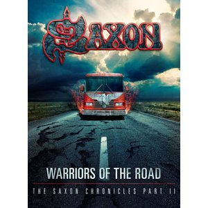 Saxon: Warriors Of The Road - The Saxon Chronicles Part II (2 Blu-ray & CD Tray Case)