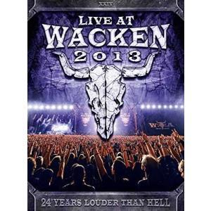 Live at Wacken 2013 (Live Recording (3 DVD)