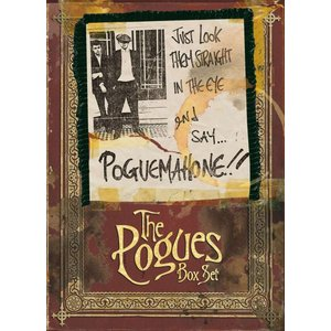 The Pogues - Just Look Them Straight In The Eye And Say.. Pogue Mahone (Box Set) (CD)
