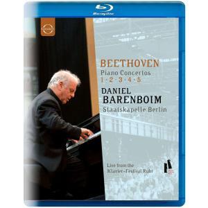 Barenboim - Beethoven Piano Concertos (Blu-ray)|wdplace