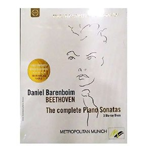 Beethoven - Complete Piano Sonatas (Blu-ray)|wdplace