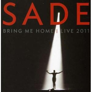 Sade - Bring Me Home (Live 2011 (Video)/Live Recording/+DVD)