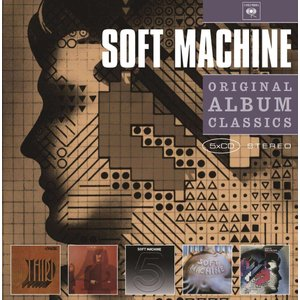 The Soft Machine - Original Album Classics (Third/...