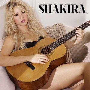 Shakira - Shakira (Deluxe Edition) (CD) wdplace