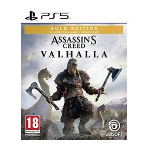 Assassins Creed Valhalla: Gold Edition (PS5) 輸入版|wdplace