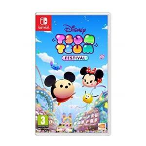 Disney Tsum Tsum Festival (Nintendo Switch) 輸入版|wdplace