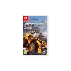 Construction Machines Simulator (Nintendo Switch) 輸入版|wdplace