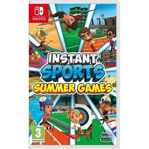 Instant Sports: Summer Games (Nintendo Switch)  輸入版|wdplace