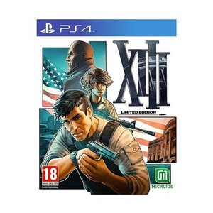 XIII - Limited Edition (PS4) 輸入版|wdplace