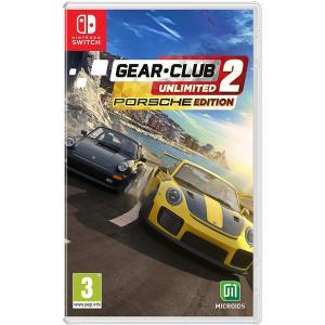 Gear Club Unlimited 2: Porsche Edition - Nintendo Switch 輸入版|wdplace