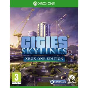 Cities Skylines (Xbox One) 輸入版