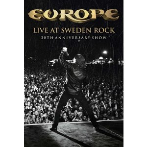 Europe - Live! At Sweden Rock (30th Anniversary Show (Video)/DVD)