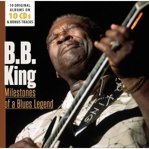 B.B. King - Milestones of a Blues Legend (10 Original Albums) (CD)