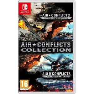 Air Conflicts Collection (Nintendo Switch) 輸入版|wdplace