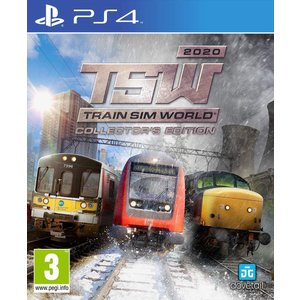 Train Sim World 2020: Collector's Edition - PlayStation 4 (PS4) 輸入版|wdplace