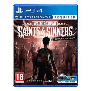 The Walking Dead: Saints & Sinners - The Complete Edition (PS4 PSVR) 輸入版|wdplace