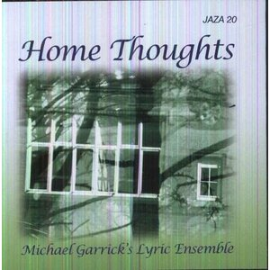 Michael Garrick - Home Thoughts (CD)