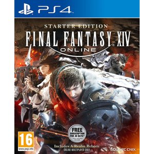 Final Fantasy XIV Online Starter Edition (PS4) 輸入版