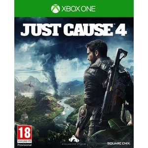 Just Cause 4 (Xbox One) 輸入版