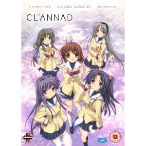【タイトル】 Clannad - The Complete Series   【商品説明】 収録話数...