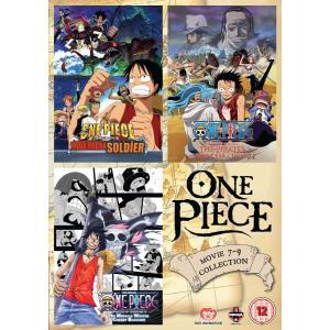 【タイトル】 ワンピース 劇場版 3作品 DVD-BOX3 (278分) ONE PIECE 尾田栄...