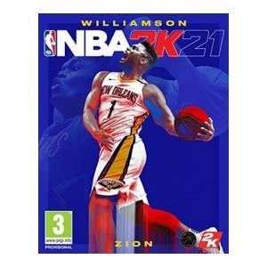 NBA 2K21 (PS5) 輸入版|wdplace