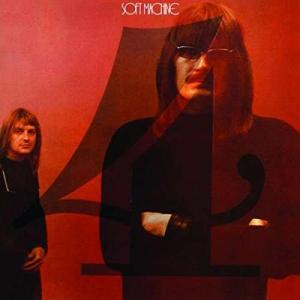 Soft Machine - Fourth (CD)
