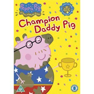 【タイトル】 Peppa Pig - Champion Daddy Pig