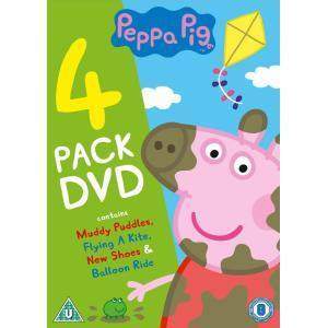 【タイトル】 Peppa Pig: The Muddy Puddles Collection [DV...