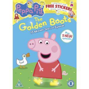 【タイトル】 Peppa Pig: The Golden Boots [Region 2]