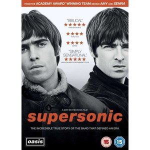 Oasis - Supersonic (DVD)|wdplace