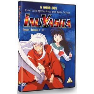 犬夜叉 Vol. 1 DVD (UK版)|wdplace