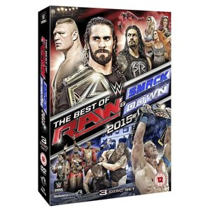 【タイトル】 Wwe: The Best Of Raw & Smackdown 2015 (...
