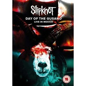 Slipknot: Day Of The Gusano - Live In Mexico (DVD) (NTSC)