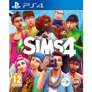 The Sims 4 (PS4) 輸入版|wdplace