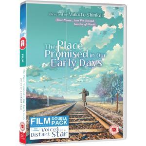 雲のむこう、約束の場所 / ほしのこえ DVD (UK Import)
